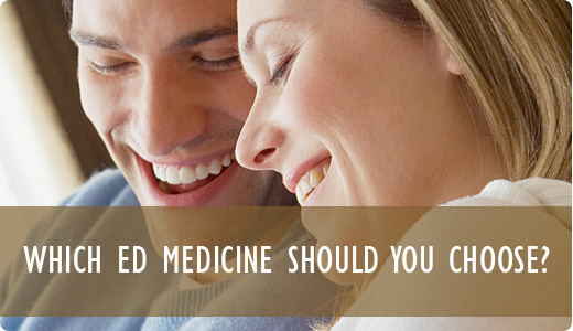 Which ED medicine should you Choose?